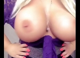 Enormous Bouncing Boobies with Slow Motion