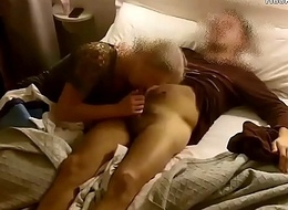 Compilation of my wife sucking my locate - hidden cam