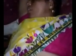 Sleeping Village bhabhi wet crack seized by hubby