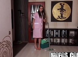 Mofos - Pervs On Patrol - (Kendra Star) - Dirty Maid Caught Masturbating