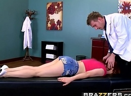 Brazzers - Doctor Adventures - (Penny Pax) (Danny D) - Straightening Her Out