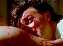Laddie Gaga Blood Fetish Sex Scene ScandalPost.Com