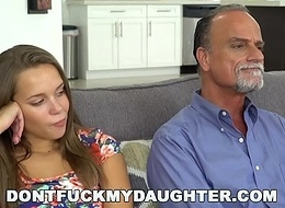 DON'_T FUCK MY DAUGHTER - Liza Rowe Fucked By Glen While Daddy Sleeps