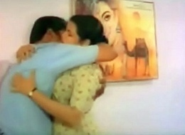 Malayalam actress'_s hot big boobs pressing and turn the heat on and sucking and liplock